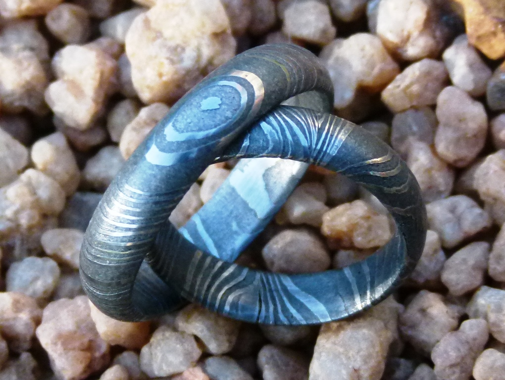 handmade-damascus-rings