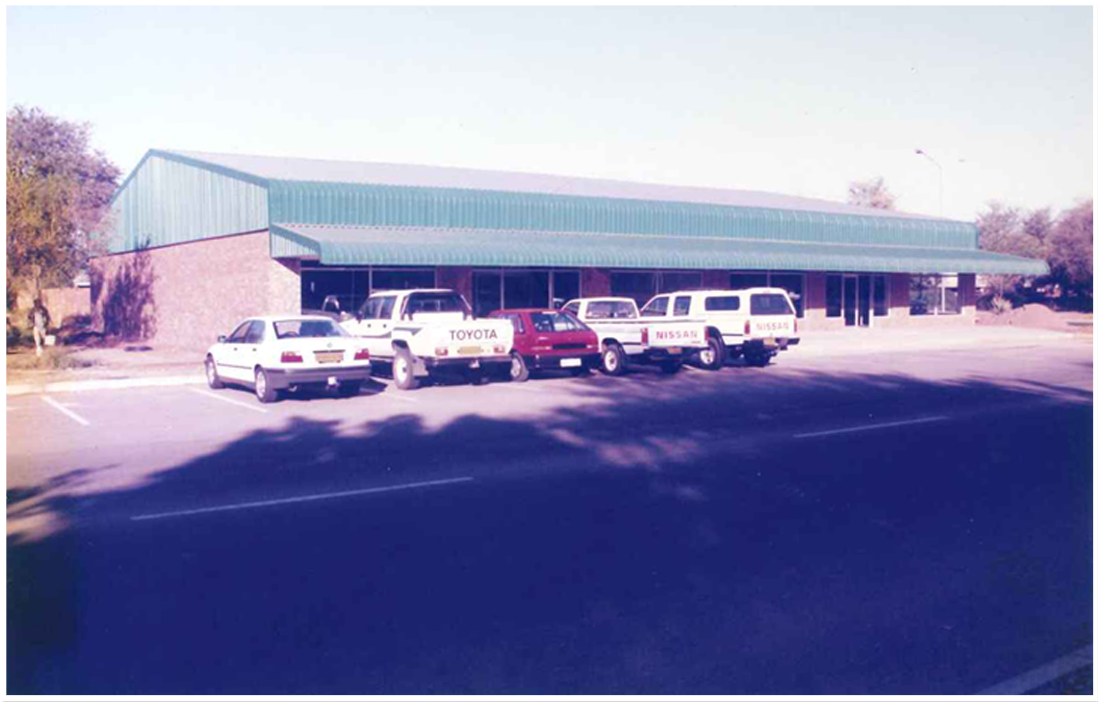 Kransberg Engineering Supplies 1983