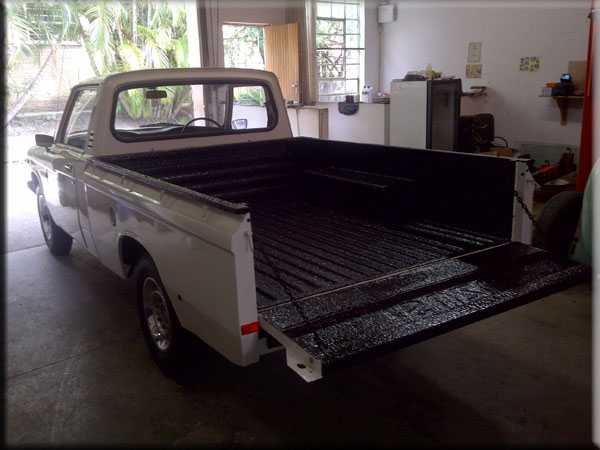 Bakkie Linners / Rubberising   Our Services   , , Kzn South